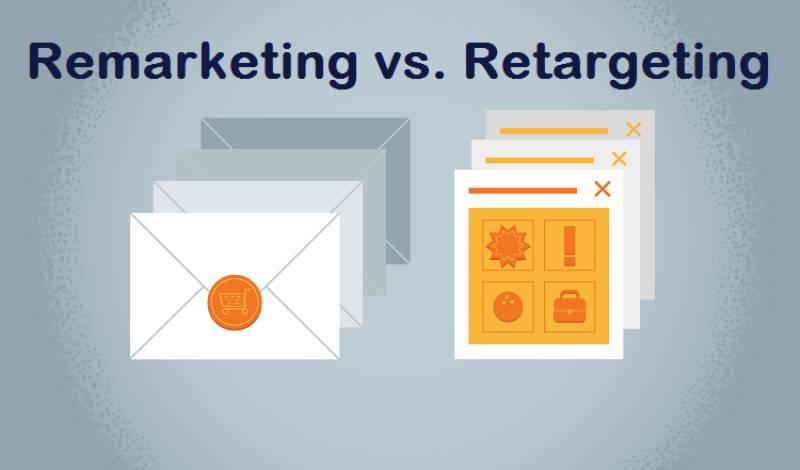 Remarketing là gì? Sự khác nhau giữa remarketing và retargeting