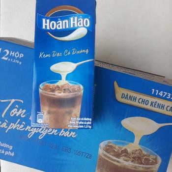 sản phẩm Sữa đặc hoàn hảo 1 lít (1 thùng 12 hộp giấy)