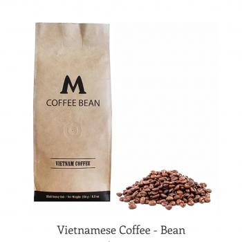 sản phẩm Cà phê hạt M-Coffee (1 kg)