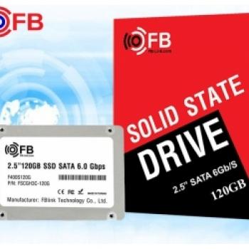 sản phẩm SSD 120GB FB-LINK HM300 Sata