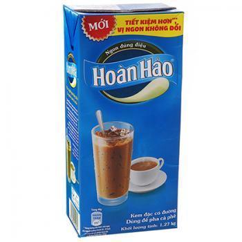 sản phẩm Sữa đặc Hoàn Hảo 1 lít (hộp giấy)