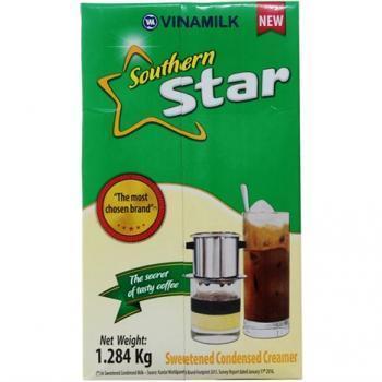 sản phẩm Sữa đặc Phương Nam 1 lít (hộp giấy)