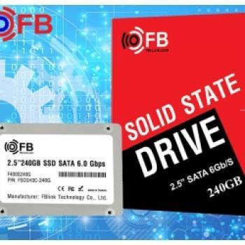 sản phẩm SSD 240GB FB-Link HM300 Sata