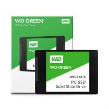 sản phẩm SSD WD Green 120G Chính hãng