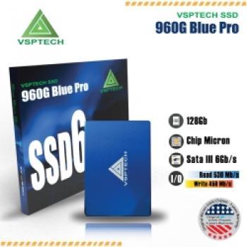 sản phẩm SSD 128G VSPTECH 960G BLUE PRO Chính hãng