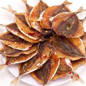 sản phẩm khô cá chỉ vàng 1 nắng - 1kg