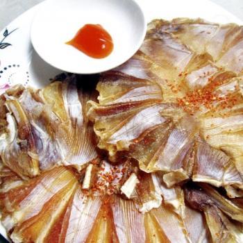 sản phẩm Khô cá đuối 1 nắng - 1kg