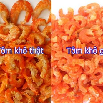 sản phẩm Tôm khô loại 1 - 1 kg