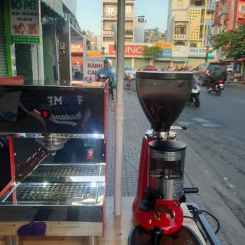 sản phẩm Máy pha cafe & máy xay cafe (cho thuê)