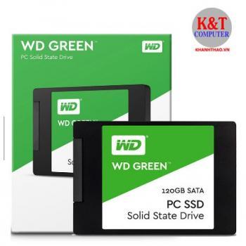 sản phẩm Ổ cứng SSD WD 120GB WDS120G2G0A